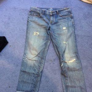 Loft bf Jeans